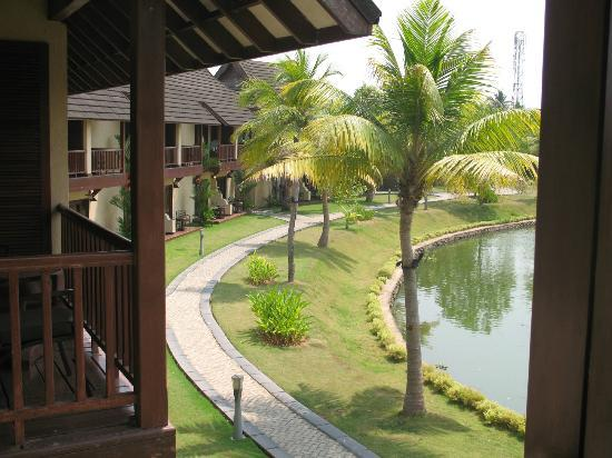 The Zuri Kumarakom: balcony