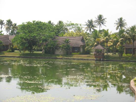 The Zuri Kumarakom: calmness