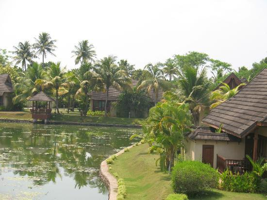 The Zuri Kumarakom: exellent property