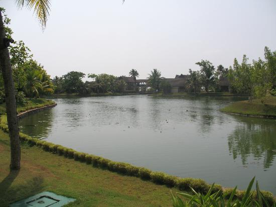 The Zuri Kumarakom: boating area