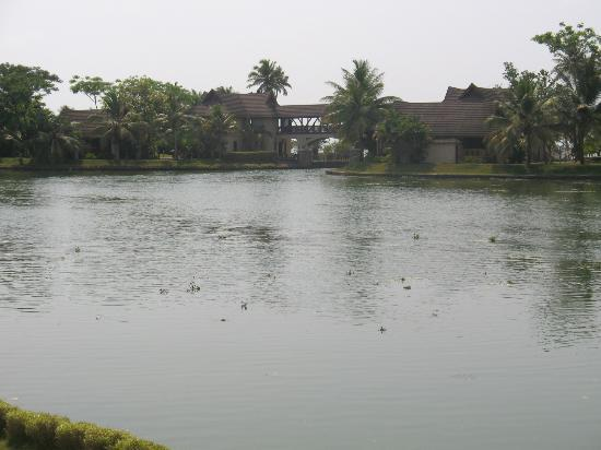 ‪‪The Zuri Kumarakom‬: view‬