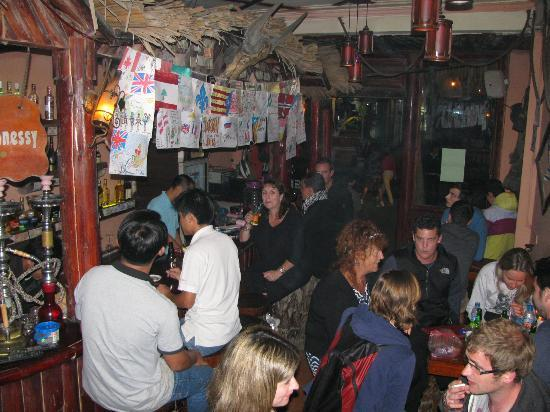 Mountain Bar & Pub: great atmosphere and a good crowd