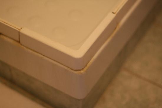 Da Marta & Alida all'Esquilino: souvenir of bathroom dirt