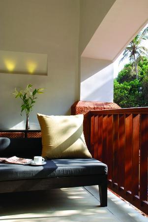 Alila Diwa Goa: Balcony
