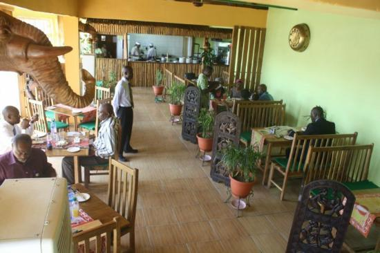 Nkoyo: Nice venue for business lunches