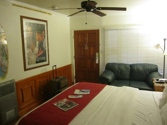 Sea Blue Hotel: Standard Room