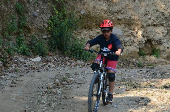 Mountain Biking on the Ultimate Atali Experience