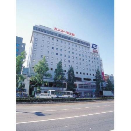 Okayama Washington Hotel Plaza : 岡山駅近くにある、周辺の環境にも恵まれたホテル