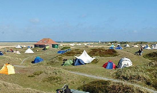 Campingplatz Palisadendiek