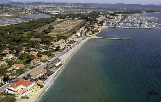 Hotel Lido Beach : Lido Beach vue du ciel