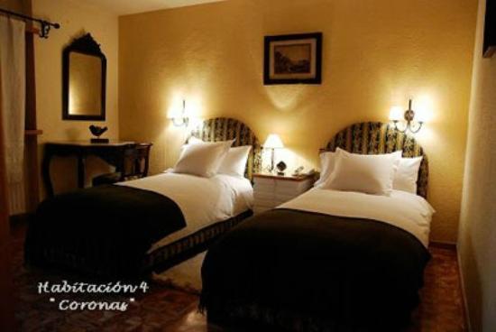 Hotel Vallibierna: HABITACION