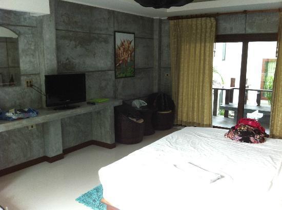 In Touch Resort & Restaurant: Room