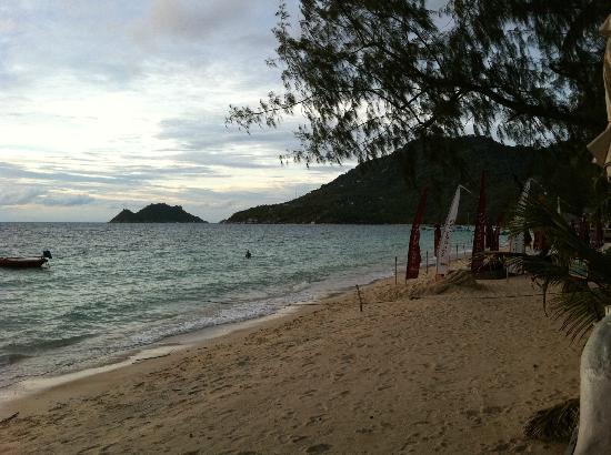 In Touch Resort & Restaurant: Beach