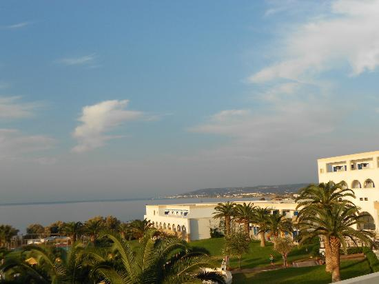 Mitsis Norida Beach Hotel: la mer