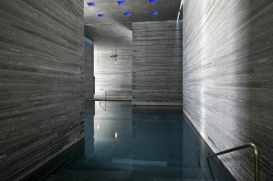 Kengo kuma photo de 7132 hotel vals tripadvisor for Hotel design grisons