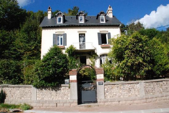 La Maison d'Albatre: la maison d'albâtre