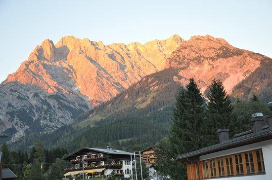 Haus Salzburg: Our mountains