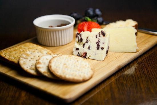 Ye Horns Inn: Local Produce