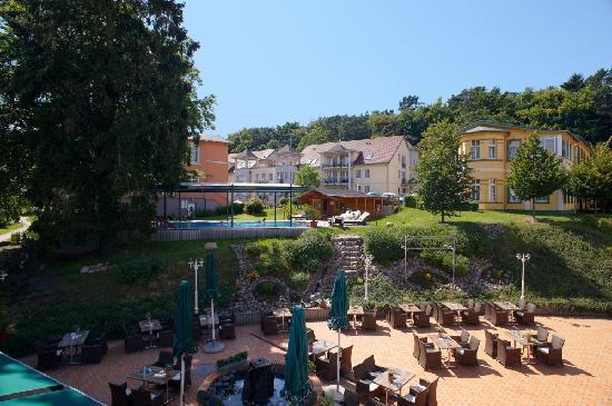 Hotel Villen Im Park Usedom Bansin