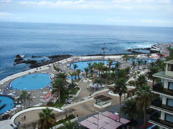 Piscina picture of catalonia las vegas puerto de la cruz tripadvisor - Hotel catalonia las vegas puerto de la cruz ...
