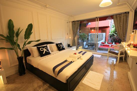 Rome Boutique Hotel & Spa: Deluxe Room