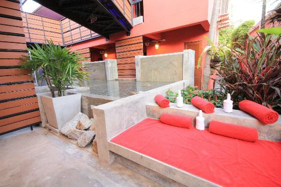 Rome Boutique Hotel & Spa: Balcony Deluxe Room