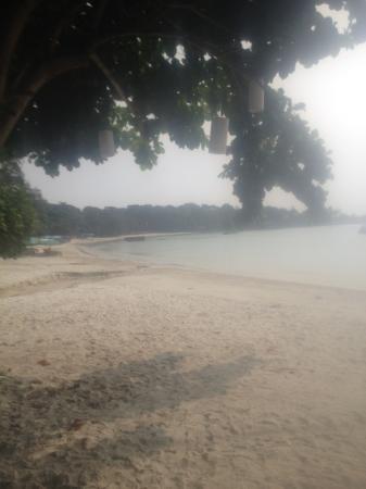 Koh Samed: Quiet Vongdeaun Beach low season.