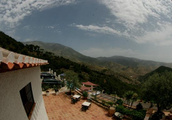 Lujar, Spanien: View from one of our rooms