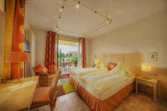 Hotel Baeren : Doppelzimmer superior