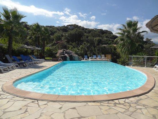 Piscine foto di residence fium del cavo sainte lucie de for Residence piscine