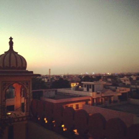 Hotel Baba Haveli: The Roof