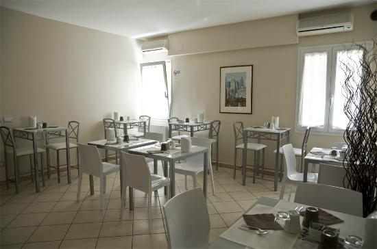 Albergo San Romano: Sala colazioni
