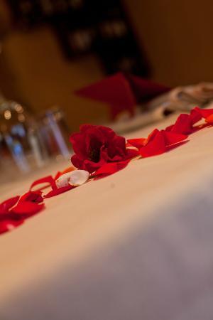 La Melosa Resort&Spa: particolare ristorante