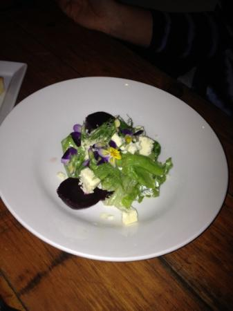 WhyNot? : rosted beets salat