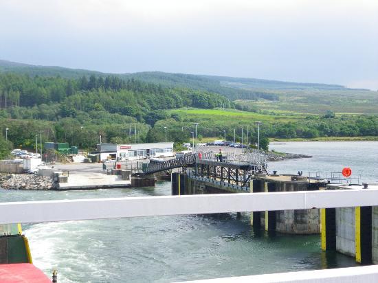 Glenegedale Guest House: Mit der Fähre nach Islay