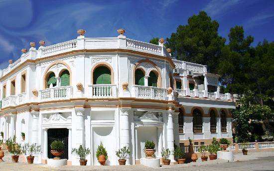 Cofrentes, إسبانيا: Manantial Hervideros de Cofrentes
