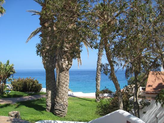 Aldiana Fuerteventura : Blick aus dem Bungalow