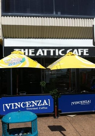 ‪The Attic Cafe‬