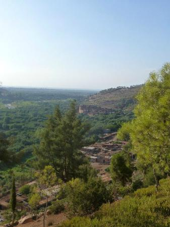 Kasbah Bab Ourika: One of the spectacular views