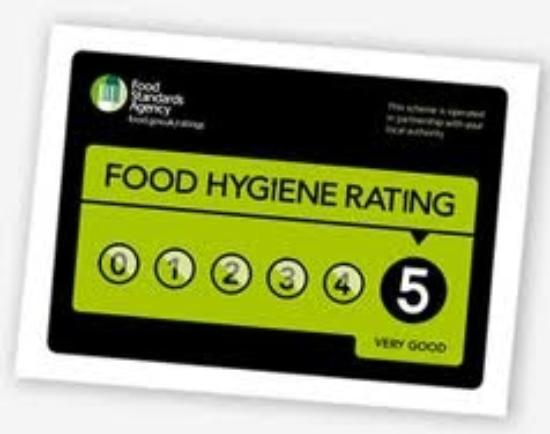 Roasties was one of Torbay Roads  first 5* Ratings awarded!!