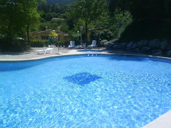 Camping & Bungalows Vall de Laguar: piscina