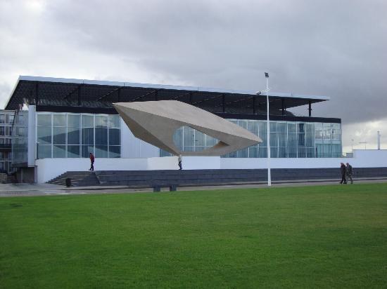 Musée des Beaux-Arts André Malraux : Exterior