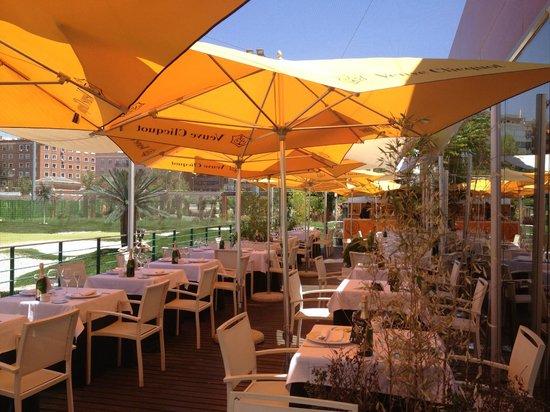 Restaurante fabula green canal en madrid con cocina otras - Restaurante greener ...