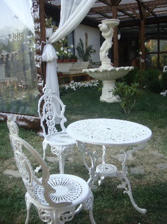 Elegant Lux Hotel : In the garden