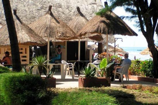 Kotu Beach Gambia Restaurants