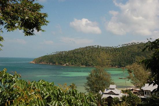 สลัดบุรี รีสอร์ท แอนด์ สปา: view from balcony