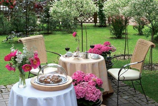 Grotthuss Hotel: Garden