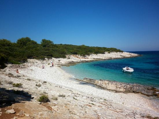 Korcula, Chorwacja: isola di proizd