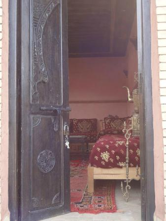 Riad Aslda : Relax and tearoom