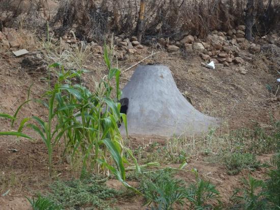Riad Aslda : the bread oven